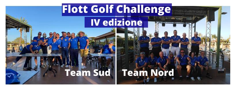 Flott Golf Challenge: finale IV° edizione a Marrakech